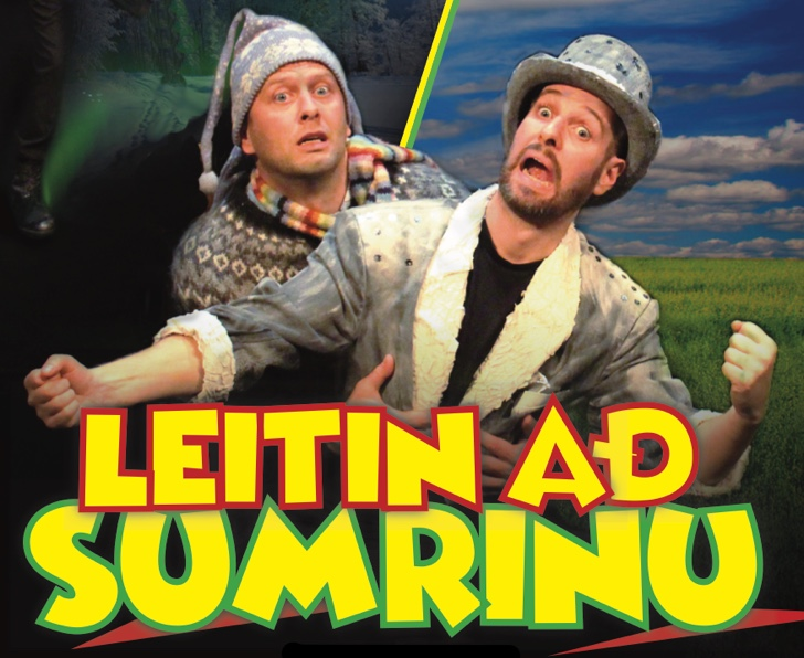 Uppselt á Leitina að sumrinu